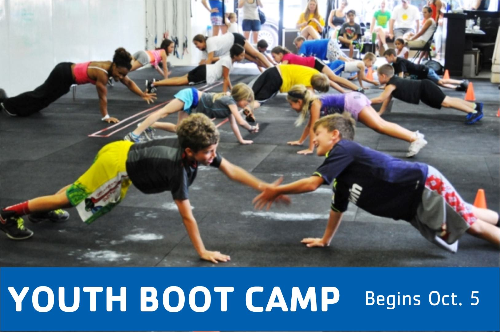 Youth Boot Camp