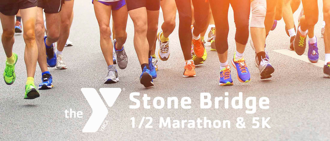 Stone Bridge Half Marathon graphic